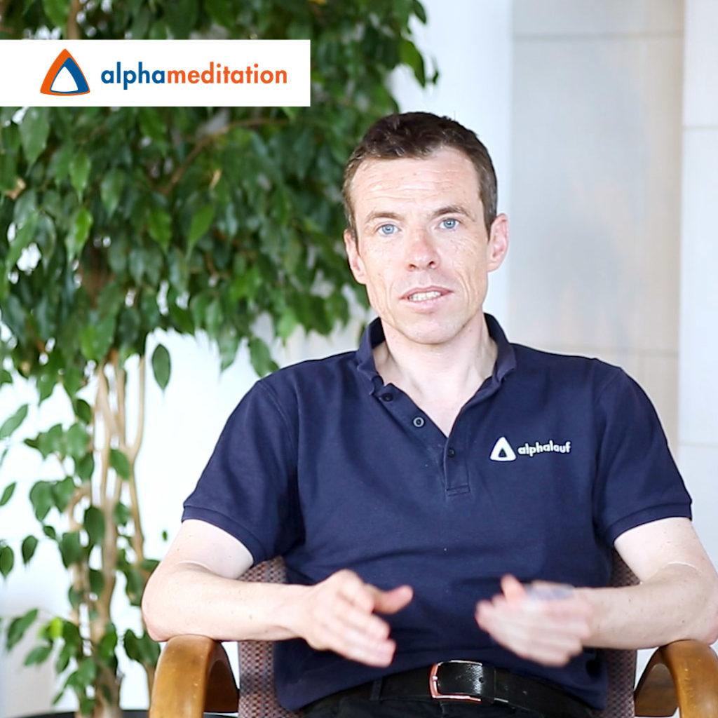Dr. Johannes Huber - Alphameditation